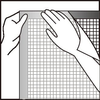 克霾膜 DIY 安裝教學 步驟